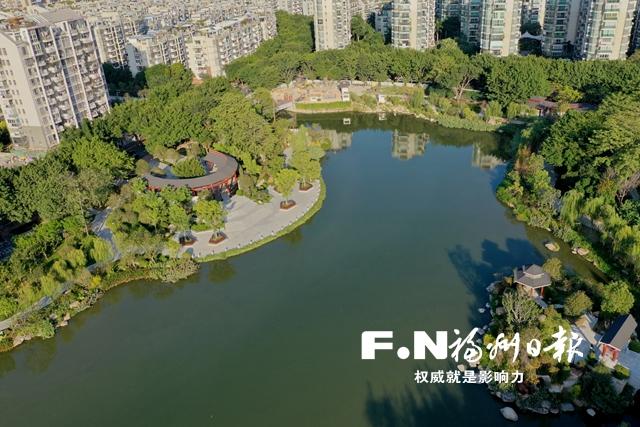古典+海绵 绿廊更添彩 浦东河水上公园段本月建成