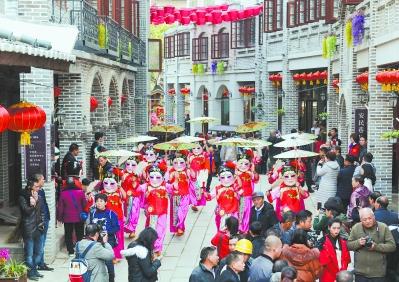 春节到榕城,好玩可逛的不止三坊