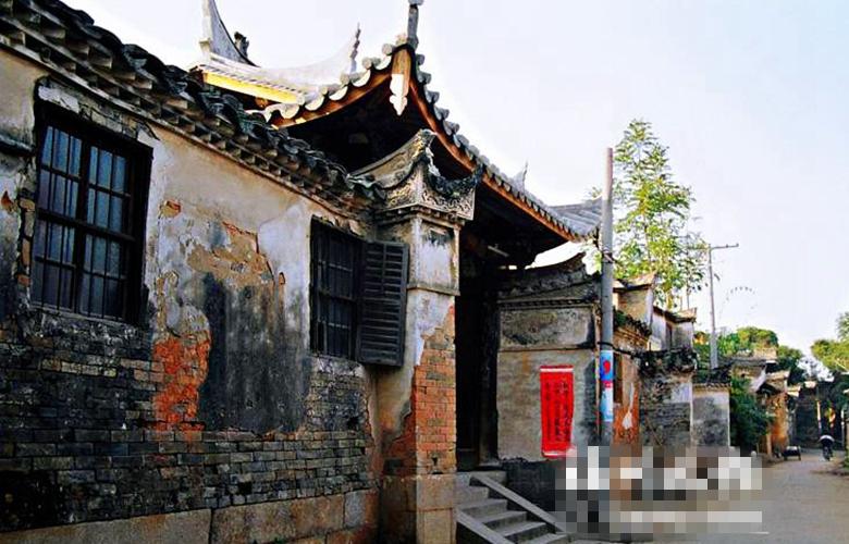 水西林特色历史文化街区动建 以修缮保护为原则