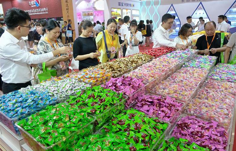 第三届海峡两岸食品交易会在注册送白菜网晋江举行