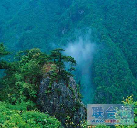 湛卢山风景名声区