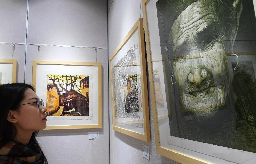 民间艺术——松溪版画