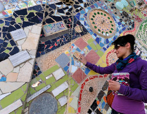敘利亞環保壁畫