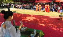 首屆國際茶會:一茶牽兩岸 茶香飄五洲