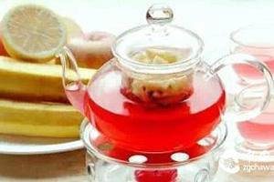 六款養生美容茶,讓你貌美如花!
