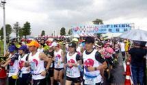 福建省路跑运动协会成立