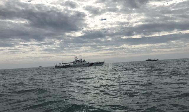 漳州海域渔船沉没事件追踪:仍有11人失踪 获救船员名单公布