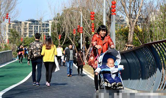 福州飛鳳山休閒步道今年完成2.4公裏新步道