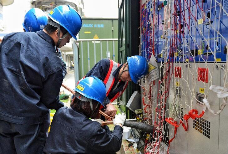漳州供电:采用新方式作业 停电由两天缩短至20分钟