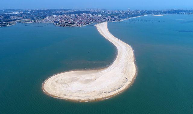 塘東沙堤 海中玉帶