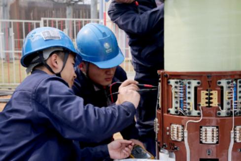 南平电力:撸起袖子攻坚决战 新增主变助力发展