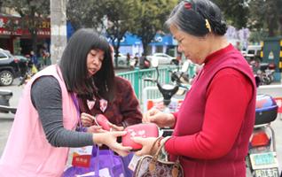 洛江啟動主題志願服務活動