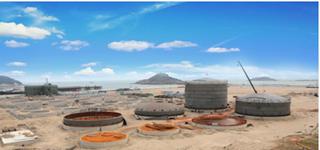 省重点项目惠安港丰物流一期工程预计年底完工