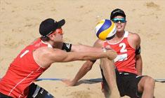 沙滩排球——世界沙排巡回赛厦门公开赛赛况
