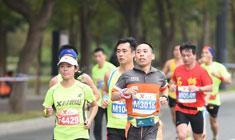 马拉松——2016年晋江国际半程赛举行