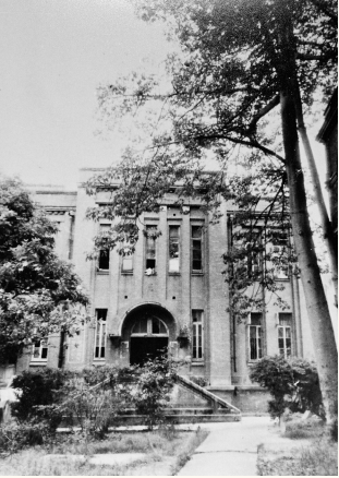 日本警察署及宿舍舊址