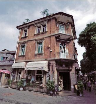 閩南聖教書局舊址