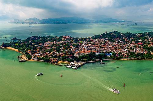 一個島與一座城:鼓浪嶼為廈門增添文化底色