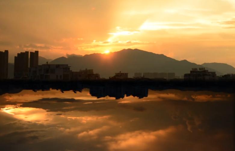 暴雨後的福州天空有多美?