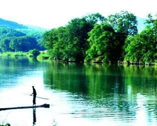 南平市浦城縣富嶺鎮打造生態旅遊示范村