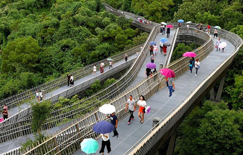 宜居福州 盡享生態福利