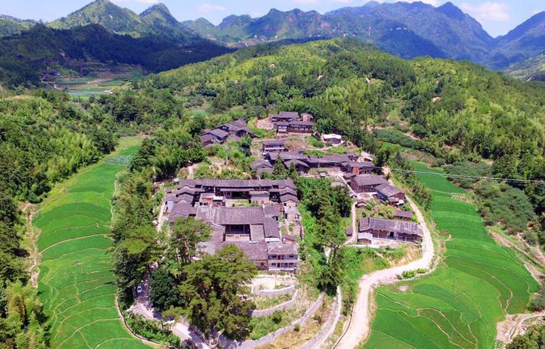 永泰县古村落古庄寨保护与开发结硕果