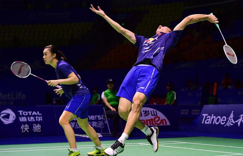 羽毛球——中國公開賽福州開賽