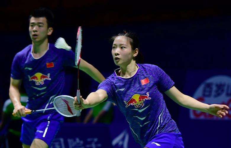 羽毛球——2017中國公開賽賽況