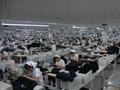 """福州服裝市場迅速""""入冬"""" 羽絨服價格同比漲三四成"""