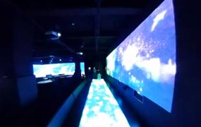 """【新華VR】""""未來遊樂園""""""""水晶宇宙""""落地廈門"""