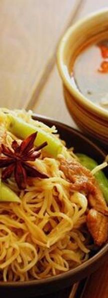 莆仙菜      品種繁多,口味純正,如鹵面。