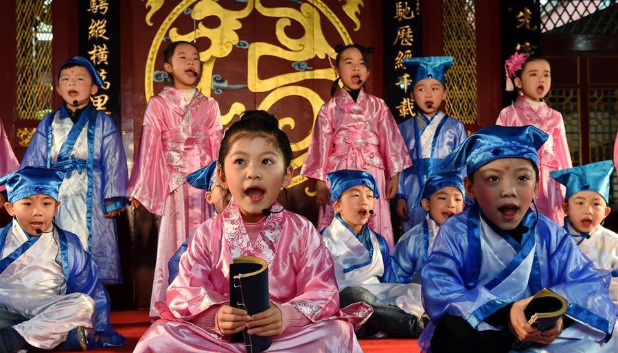 福州:優秀家規家訓教育進社區