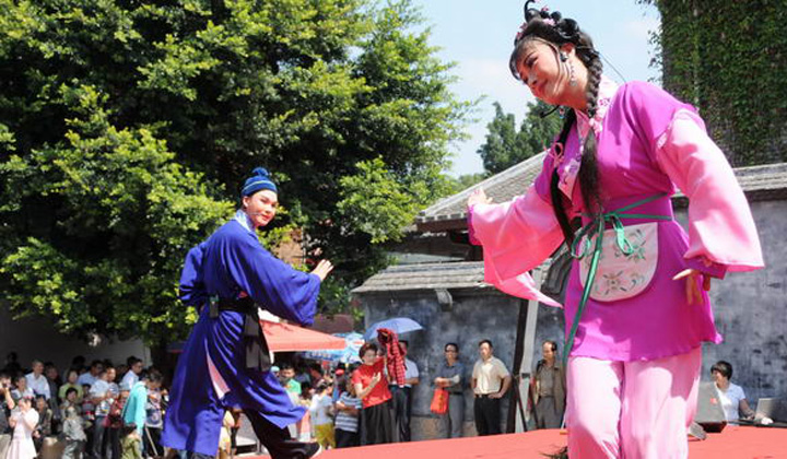 福州:創新服務百姓樂享文化大餐