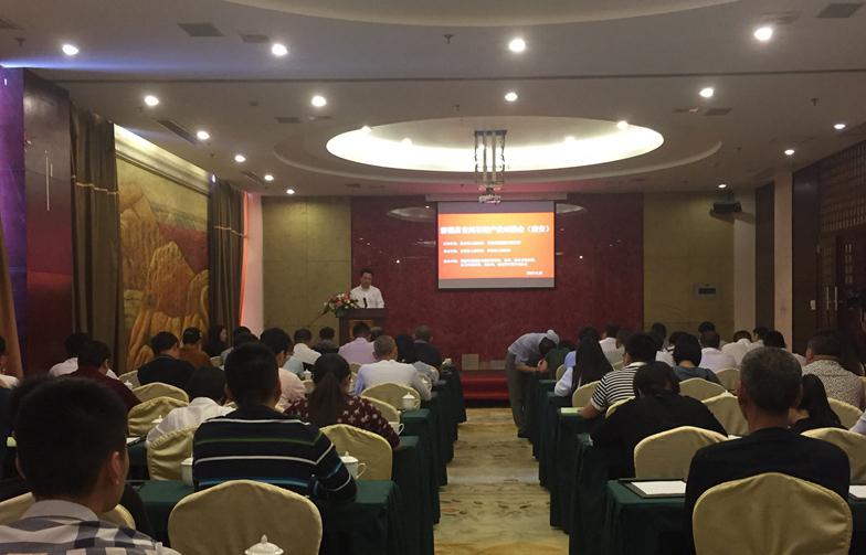 新疆昌吉州石材产业对接会南安举行