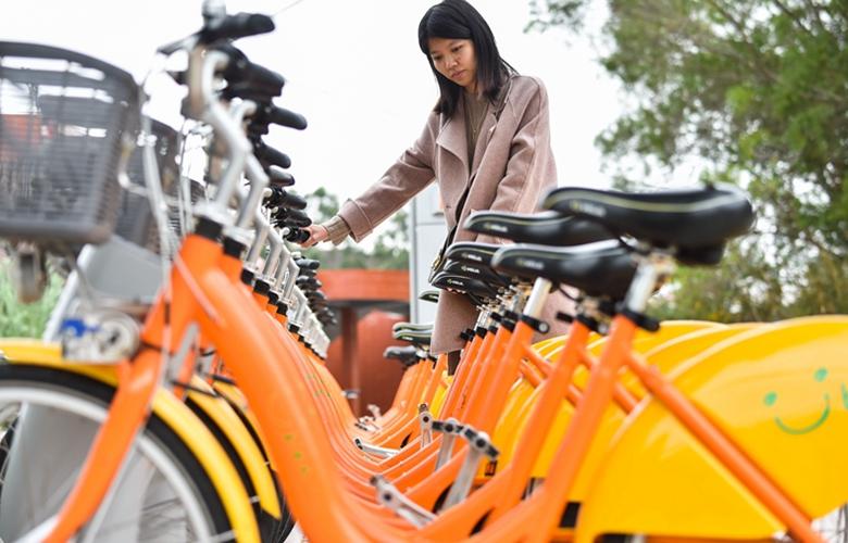 福建泉州:創新運營模式 提升公共自行車服務