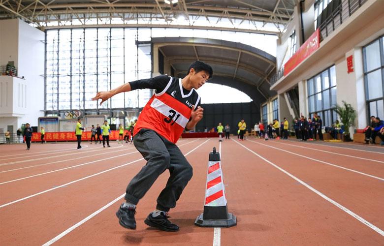 福建舉辦《國家體育鍛煉標準》達標賽 全省9支代表隊參賽