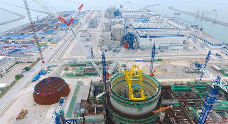 """""""华龙""""闪耀世界——中国自主研发三代核电技术在崛起"""