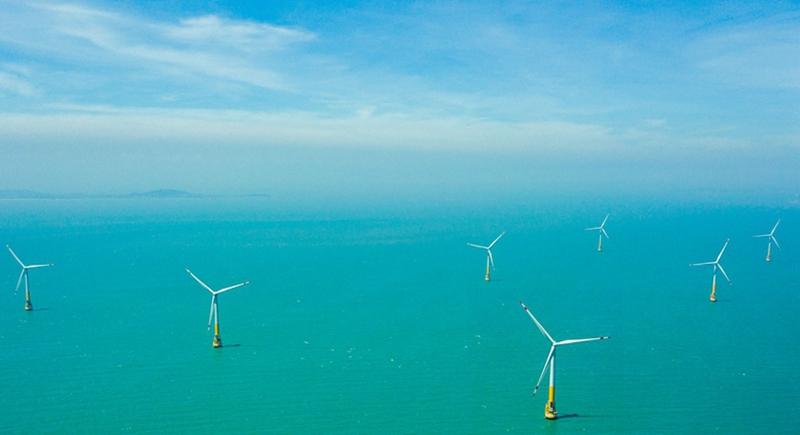 """福建:借力""""金砖"""" 发展海上风电"""