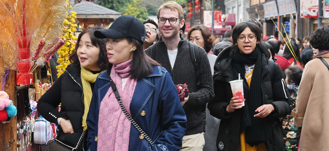 福建春节长假接待游客突破2000万人次