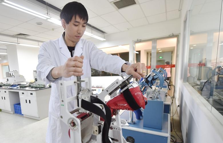 科技提升国产鞋服影响力