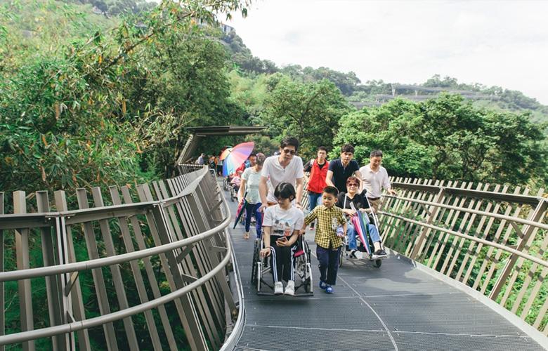 福州:福道上的特殊游客