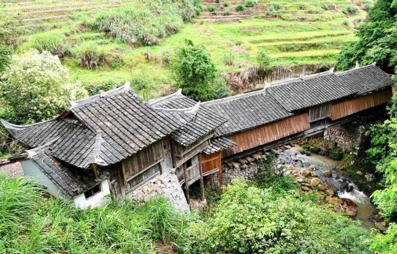 探訪福建千年古村——將樂良地村