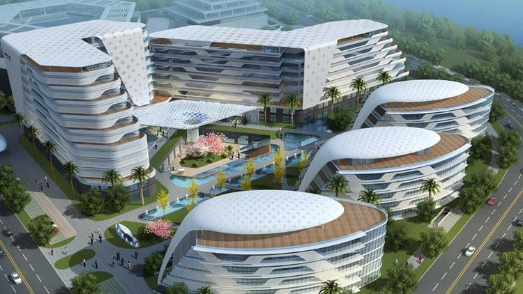中国东南大数据产业园研发楼二期预计7月建成投用