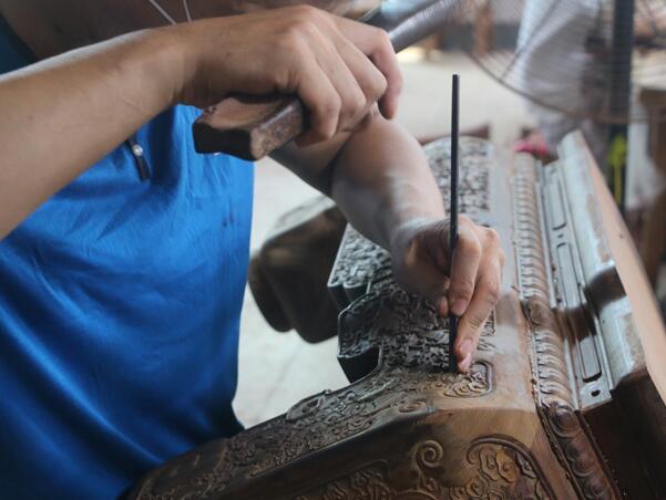 仙游古典家具制作技艺入选首批国家传统工艺振兴目录