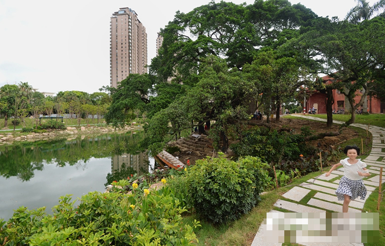 福州:流花溪全线景观提升进入收尾阶段 四大景观交相辉映