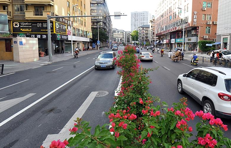 福州更多街巷將變身花街