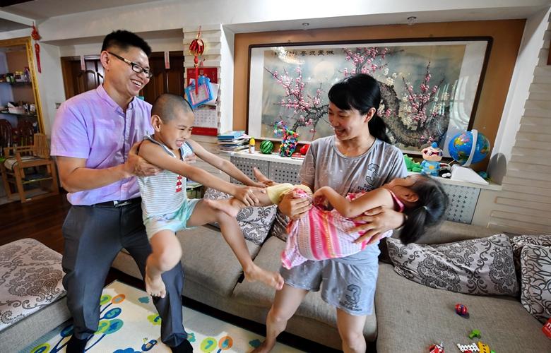 台籍医师陈柏叡:福州是第二个家