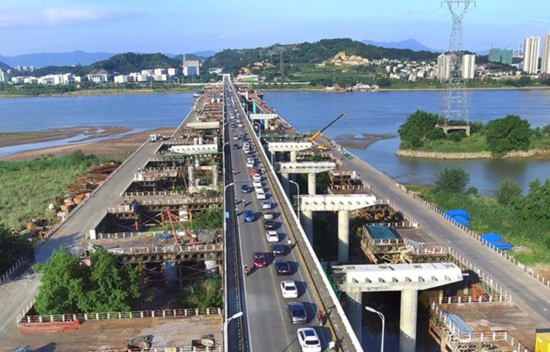 福州:大交通鋪就美好出行路