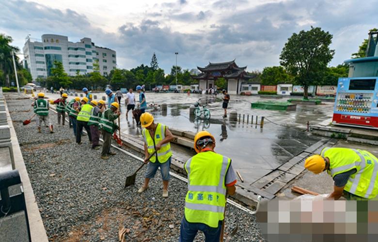 """福州西湖左海環境修復及提升工程啟動 打造""""大西湖"""""""