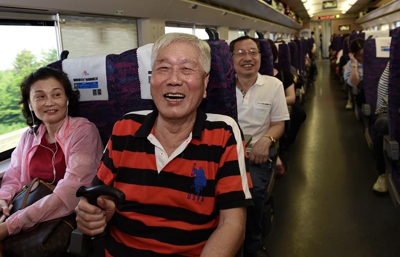福州至香港高鐵開通